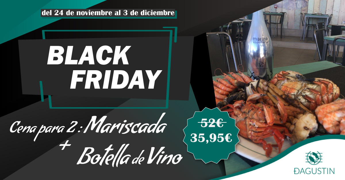 black friday marisqueria